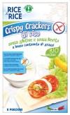 Crispy crackers 100% riso 200g RICE&RICE