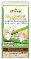 Gallette Saraceno e Quinoa 130g Probios