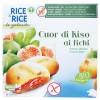 Biscotti di riso ai fichi 6x33g RICE&RICE
