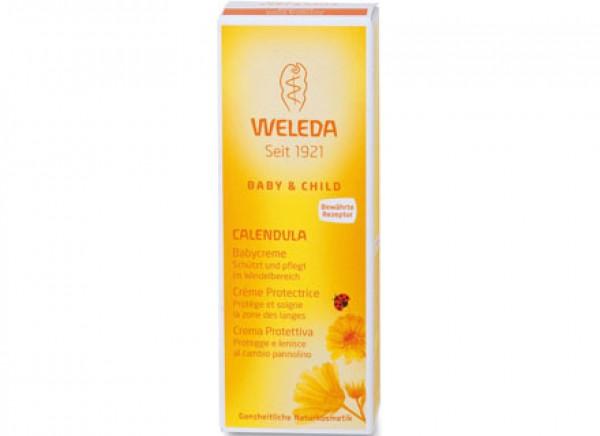 Baby - Crema protettiva alla Calendula 75ml WELEDA