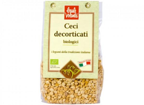 Ceci decorticati italiani 300g BAULE VOLANTE