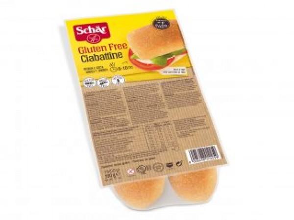 Ciabattine pane senza glutine 4x50g SCHAR