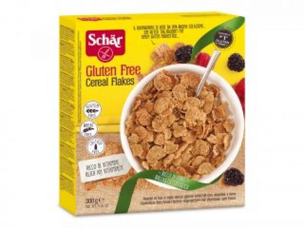 Corn flakes integrali senza glutine 300g SCHAR