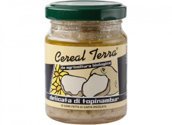 Crema delicata di topinambur 120g CEREAL TERRA
