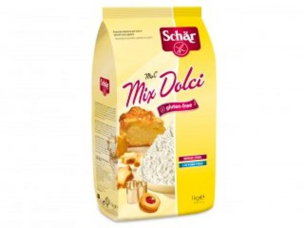 Farina Mix Dolci mix C senza glutine 1000g SCHAR