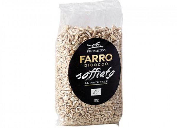 Farro soffiato  125g PROMETEO