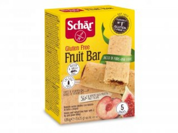 Fruit Bar senza glutine 125g SCHAR