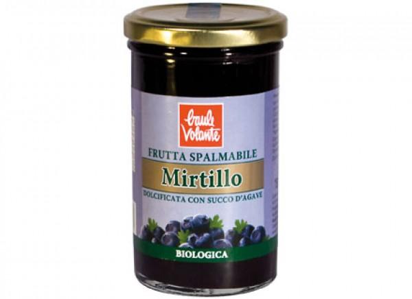 Frutta Spalmabile mirtillo 280g BAULE VOLANTE