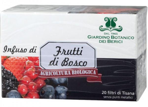 Frutti di bosco 40g GIARDINO BOTANICO DEI BERICI