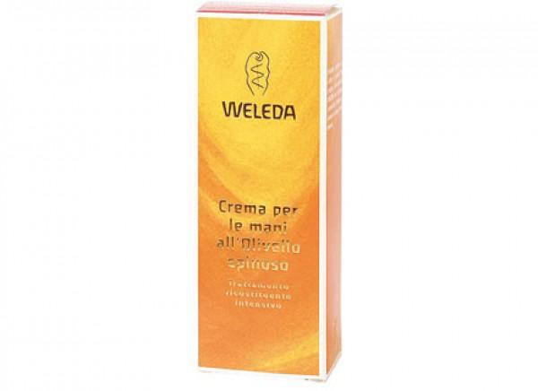 Olivello spinoso - Crema mani 50ml WELEDA