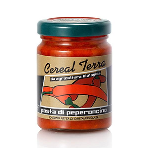 Pasta di peperoncino 120g CEREAL TERRA