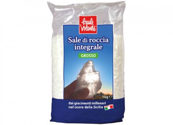 Sale di Roccia integrale grosso 1kg BAULE VOLANTE