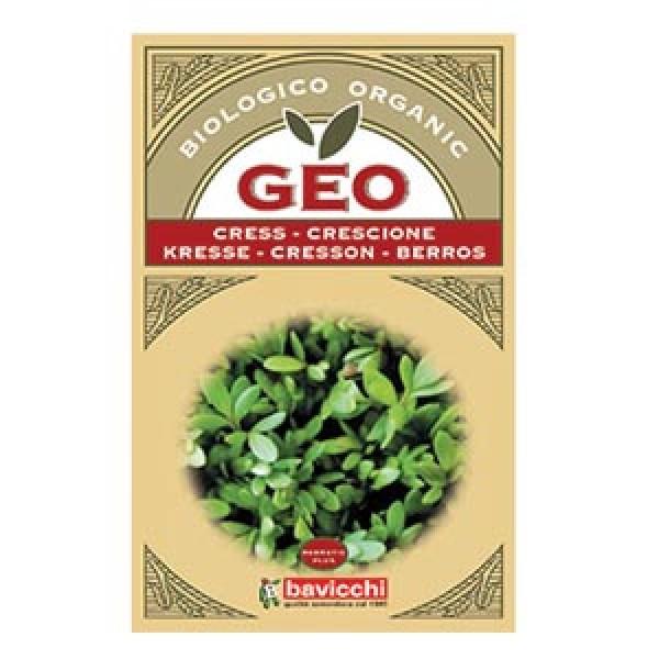 Semi di crescione da germogliare 35g GEO