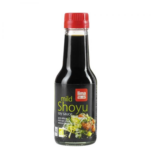 Shoyu con dispenser 145ml LIMA