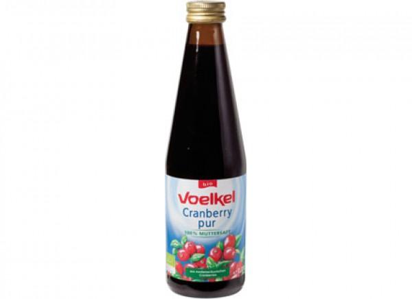 Succo di cranberry 330ml VOELKEL