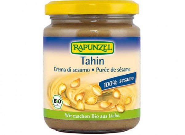 Tahin - crema di sesamo 250g RAPUNZEL