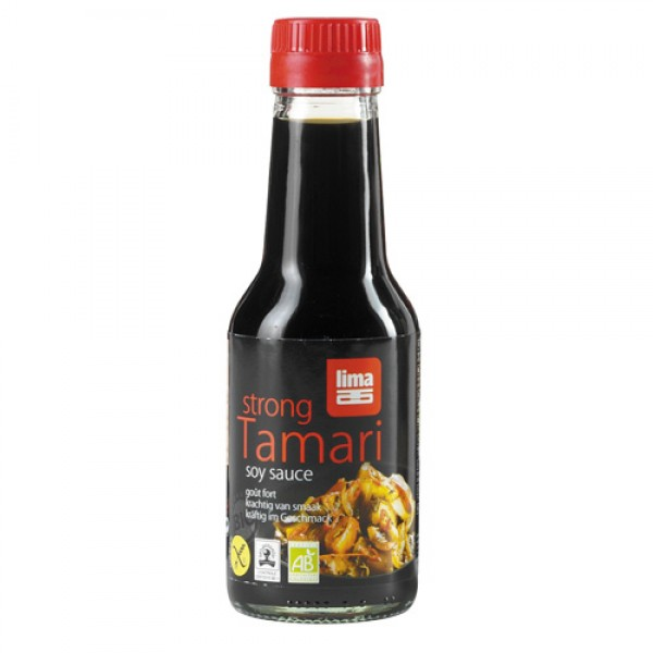 Tamari con dispenser 145ml LIMA