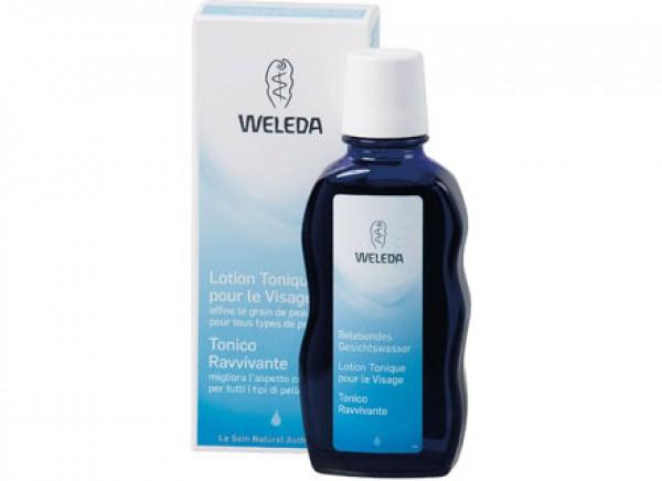 Tonico viso ravvivante per tutti i tipi di pelle 100ml WELEDA