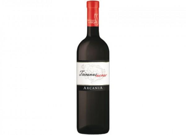 """Vino rosso Tricanus """"Non SO"""" IGT senza solfiti aggiunti 750ml CASTELLO DI ARCANO"""
