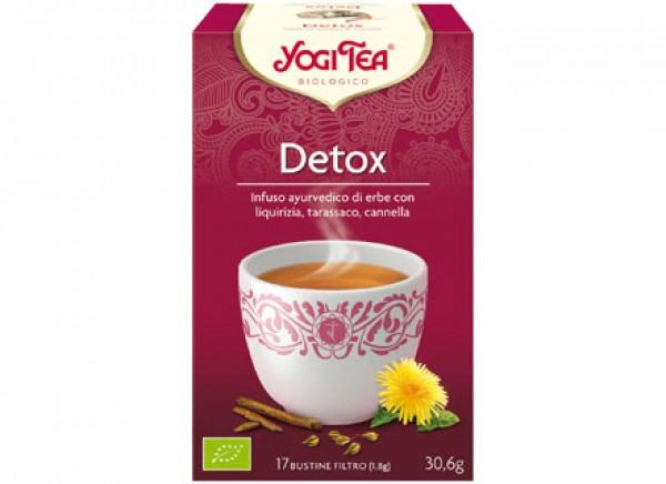Yogi Tea Detox 30,6g YOGI TEA