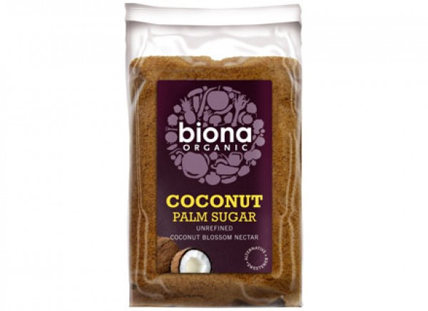 Zucchero da palma di cocco 250g BIONA