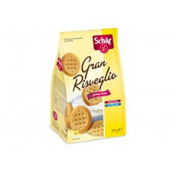 Biscotti Gran Risveglio senza glutine 300g SCHAR