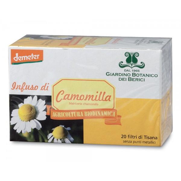 Camomilla 16g GIARDINO BOTANICO DEI BERICI