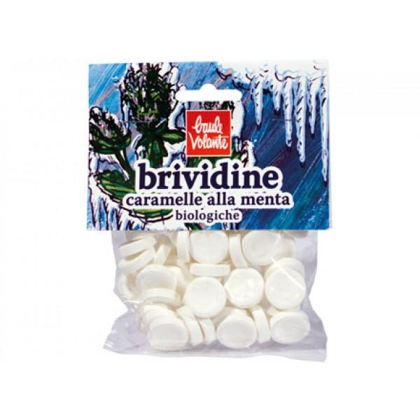 "Caramelle ""Brividine"" alla menta 75g BAULE VOLANTE"