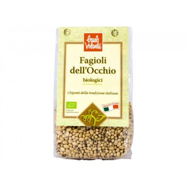 Fagioli dell'Occhio italiani 300g BAULE VOLANTE