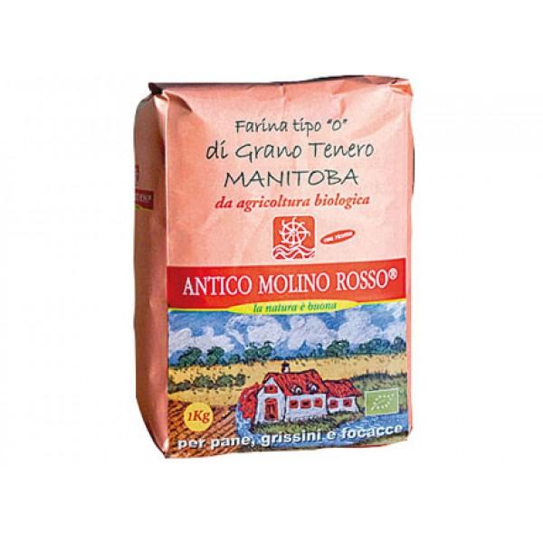 Farina Manitoba 1kg ANTICO MOLINO ROSSO