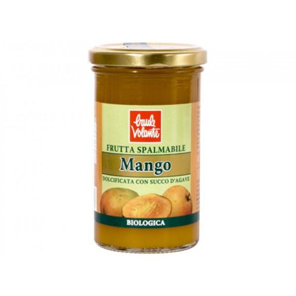 Frutta Spalmabile mango 280g BAULE VOLANTE
