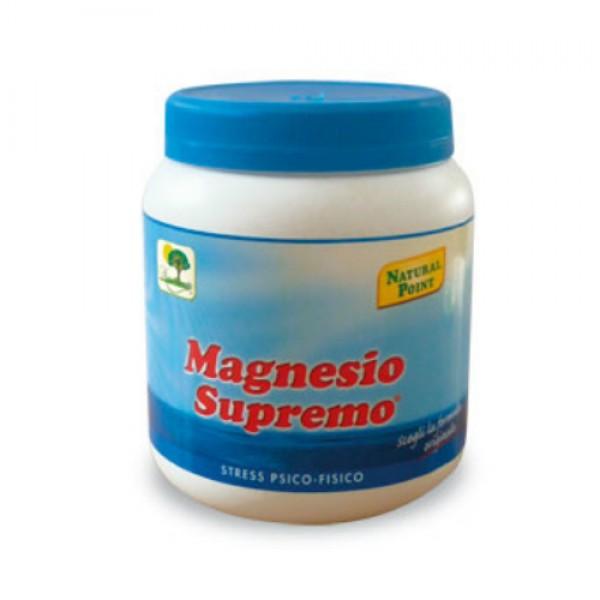 Magnesio supremo 300g NATURAL POINT