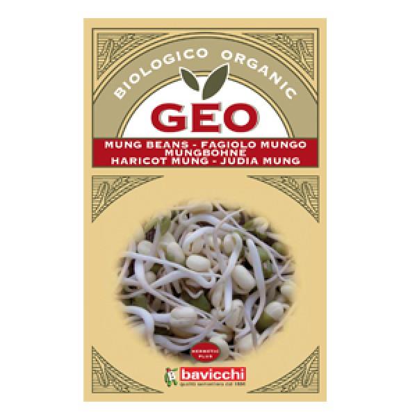 Semi di fagiolo mungo da germogliare 90g GEO
