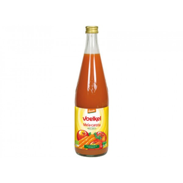 Succo di mela e carota 700ml VOELKEL