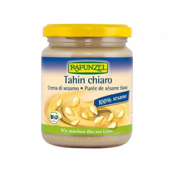 Tahin chiaro - crema di sesamo bianca 250g RAPUNZEL