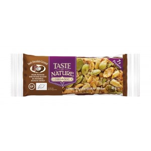 Barretta al Cocco e Cioccolato 40g Taste Of Nature