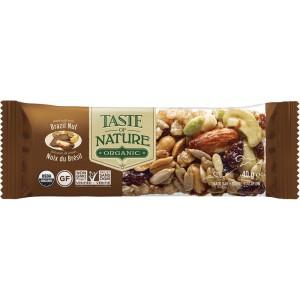 Barretta alle Noci del Brasiole 40g Taste Of Nature
