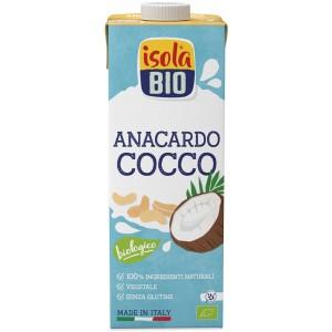 Bevanda di Anacardi e Cocco 1lt Isola Bio