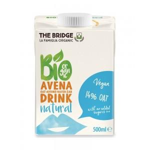 Bevanda di Avena Senza Zucchero 500ml The Bridge