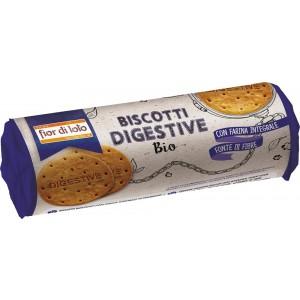 Biscotti Digestive 250gr Fior di Loto
