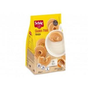 Biscotti Hoops senza glutine 300g SCHAR
