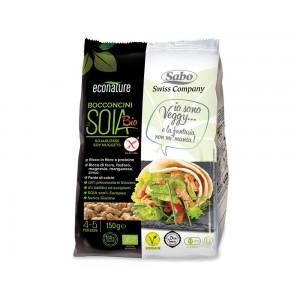 Bocconcini di soia senza glutine 200g ECONATURE