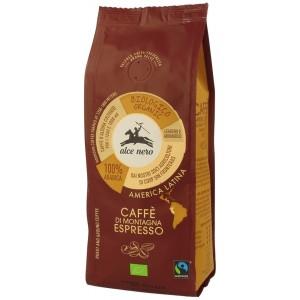 Caffè in polvere 100% arabica di alta montagna per macchina espresso 250g ALCE NERO