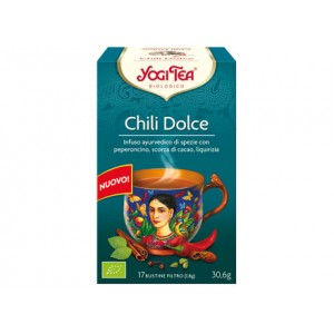 Chili Dolce 30,6g YOGI TEA