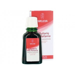 Collutorio alla ratania 50ml WELEDA