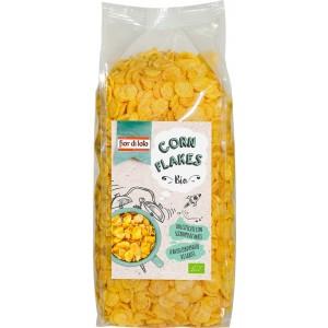 Corn Flakes Biologici 375g Fior di Loto
