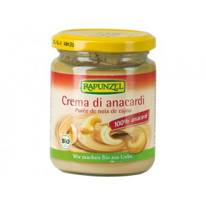 Crema di anacardi 250g RAPUNZEL