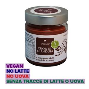 Cuor di Gianduia Senza Latte 180g IL MODICANO