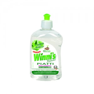 Detersivo per piatti concentrato all'aloe 500ml WINNI'S