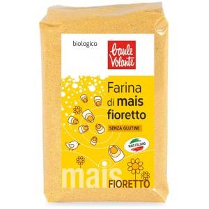 Farina di Mais Fioretto 500gr Baule Volante